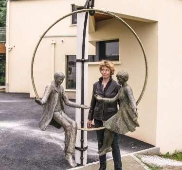 Isabelle Blanchard : la marche du temps (texte de Thierry SZNYTKA)