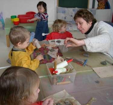 Interventions et créations en secteur Petite enfance